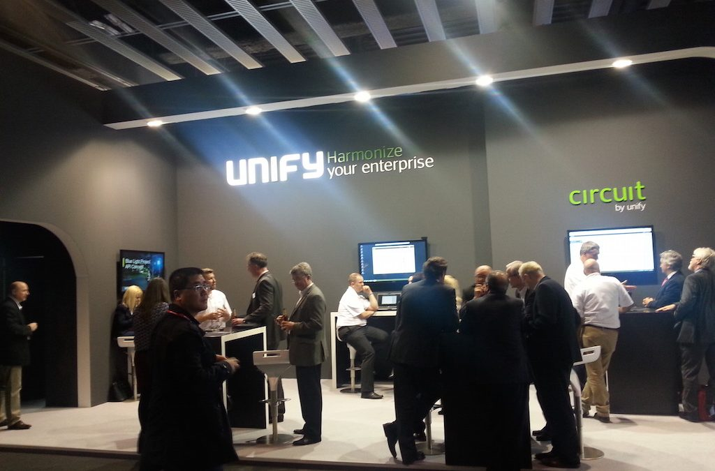 Miray Consulting en el MWC 2015