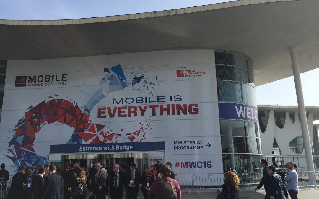 Miray Consulting en el Mobile World Congress 2016