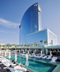 Hotel W Vela Barcelona