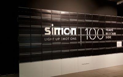 Simon cumple 100 años