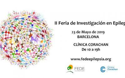 II Feria de investigación sobre la epilepsia